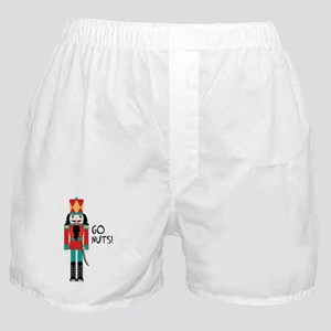 GO NUTS Boxer Shorts