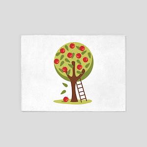 Apple Tree 5'x7'Area Rug