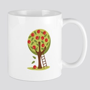 Apple Tree Mugs
