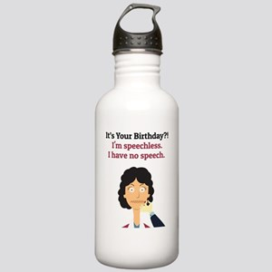Seinfeld - Birthday -  Stainless Water Bottle 1.0L