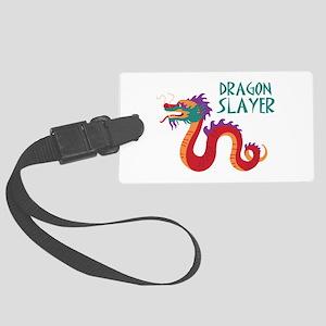 DRAGON SLAYER Luggage Tag