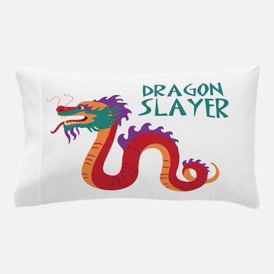 DRAGON SLAYER Pillow Case