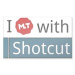 Shotcut Laptop Sticker