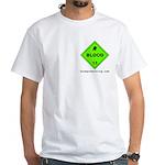 Blood White T-Shirt
