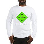 Blood Long Sleeve T-Shirt