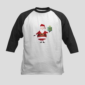 Santa Claus Gift Baseball Jersey