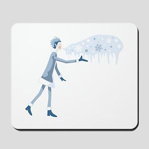 Jack Frost Mousepad