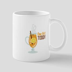 One Hot TODDY Mugs