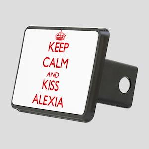 Keep Calm and Kiss Alexia Hitch Cover