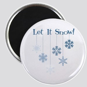 Let It Snow! Magnets