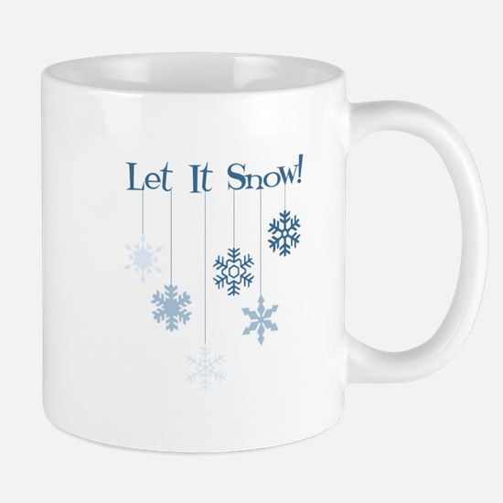 Let It Snow! Mugs