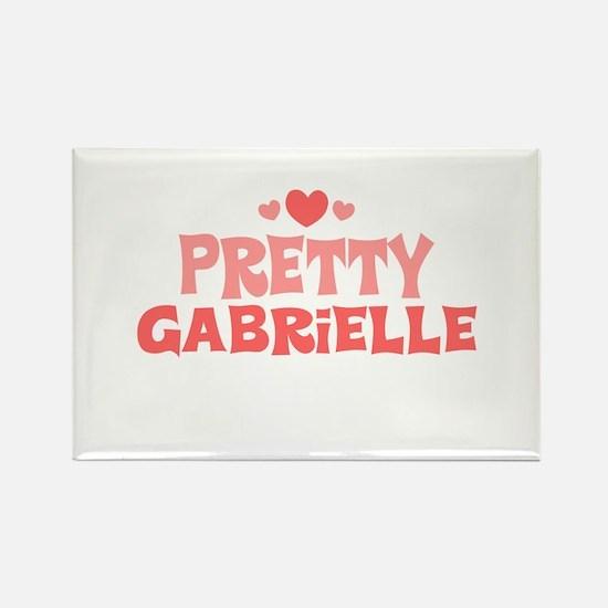 Gabrielle Rectangle Magnet