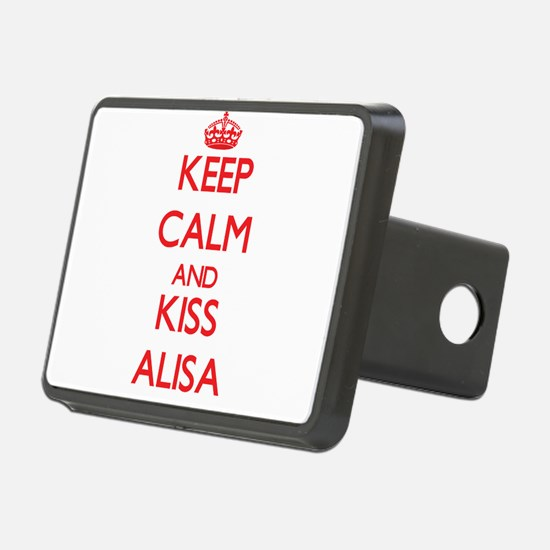 Keep Calm and Kiss Alisa Hitch Cover