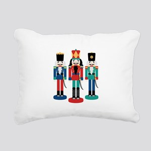 Nutcracker Rectangular Canvas Pillow
