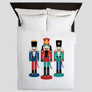 Nutcracker Queen Duvet