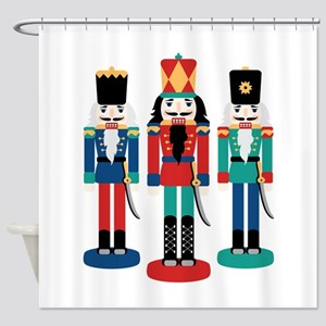 Nutcracker Shower Curtain