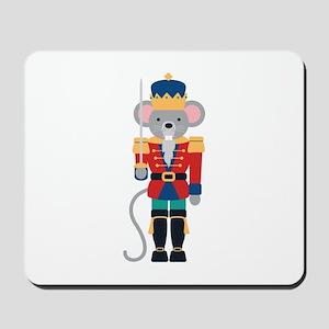 Nutcracker Ballet Story Mouse King Mousepad