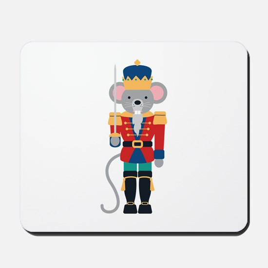 Nutcracker Ballet Story Mouse King Mousepad
