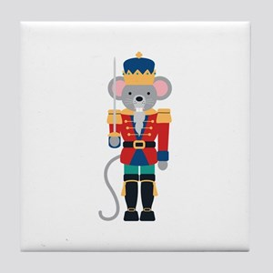 Nutcracker Ballet Story Mouse King Tile Coaster