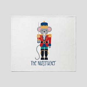 The Nutcracker Throw Blanket