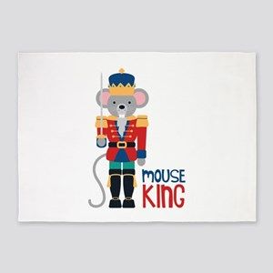 mouse King 5'x7'Area Rug