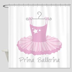 Prima Ballerina Shower Curtain