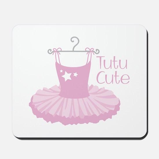 Tutu Cute Mousepad