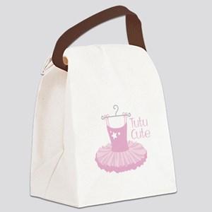 Tutu Cute Canvas Lunch Bag