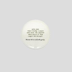 Golf Mini Button