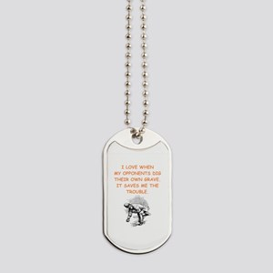 bocce Dog Tags