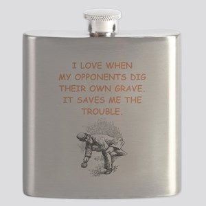 bocce Flask