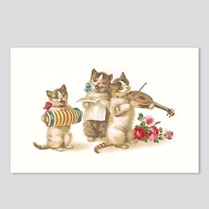Caterwauling Postcards (Package of 8)
