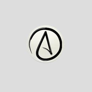 AtheistOne Mini Button