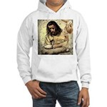 Jesus Tempted In The Desert Jumper Hoody