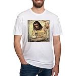 Jesus Tempted In The Desert T-Shirt