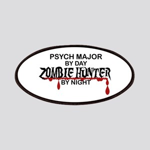 Zombie Hunter - Psych Major Patches