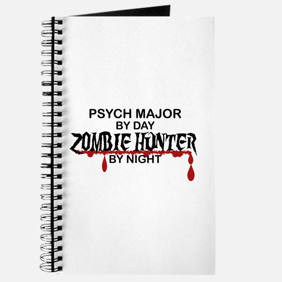 Zombie Hunter - Psych Major Journal