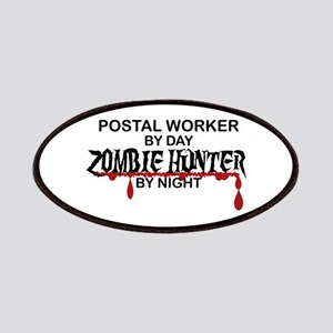 Zombie Hunter - Postal Worker Patches