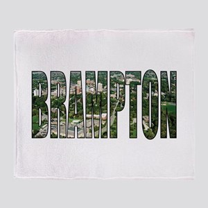 Brampton Throw Blanket