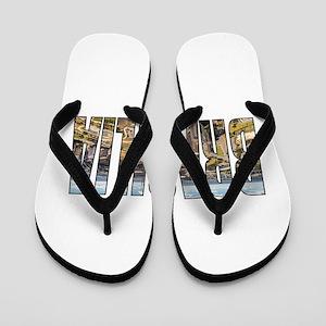 Brasilia Flip Flops