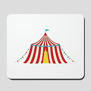 Circus Tent Mousepad