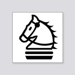Knight Chess Piece Sticker