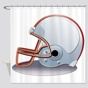 Football No Txt Shower Curtain