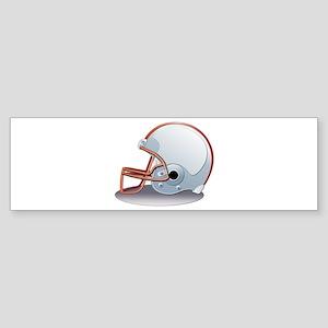 Football No Txt Sticker (Bumper)