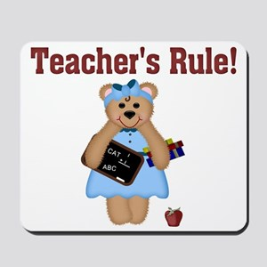 Teacher's Rule Mousepad