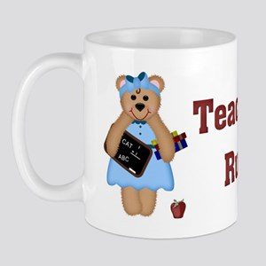 Teacher's Rule Mug