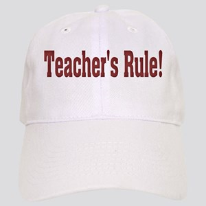 Teacher's Rule Cap