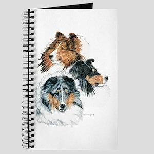 Sheltie Portraits Journal