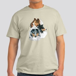 Sheltie Portraits Light T-Shirt