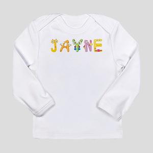 Jayne Long Sleeve T-Shirt